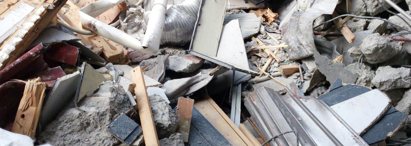 建設・工務店 産業廃棄物 収集運搬サービスPCイメージ