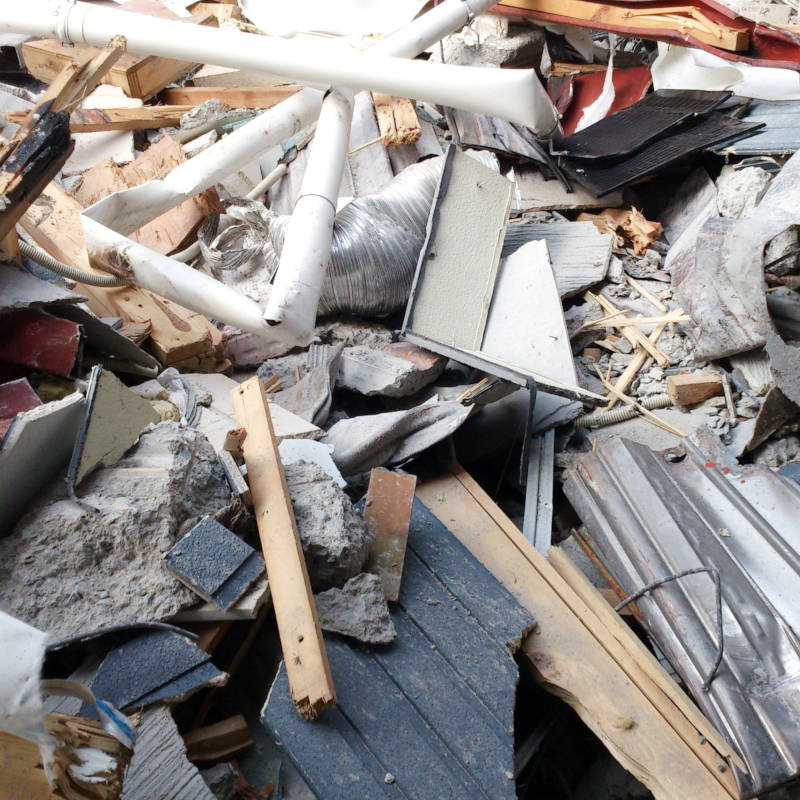 建設・工務店 産業廃棄物 収集運搬サービスモバイルイメージ