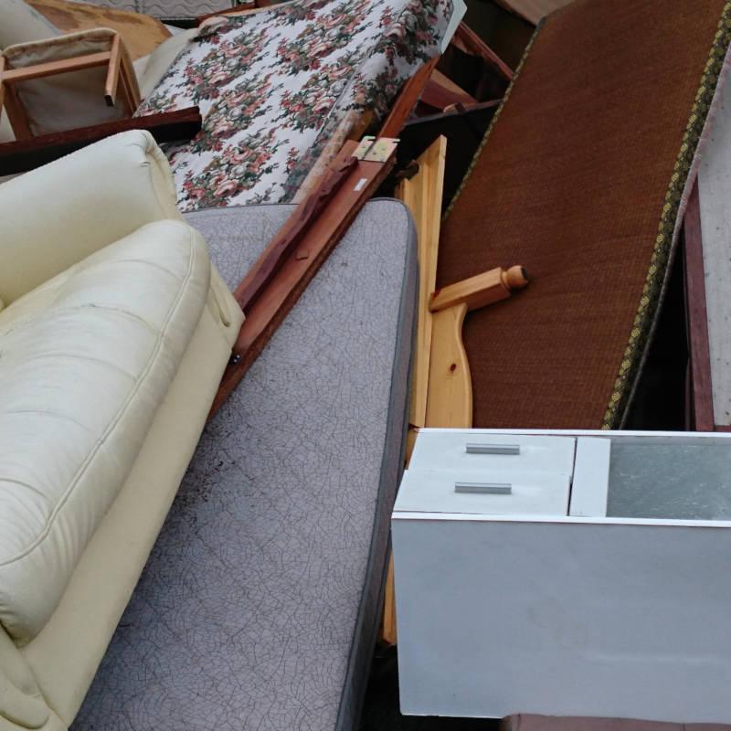小口回収・一般家庭・一般オフィス廃品・粗大ゴミ回収サービスモバイルイメージ